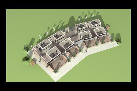 ZEDschool with no roof